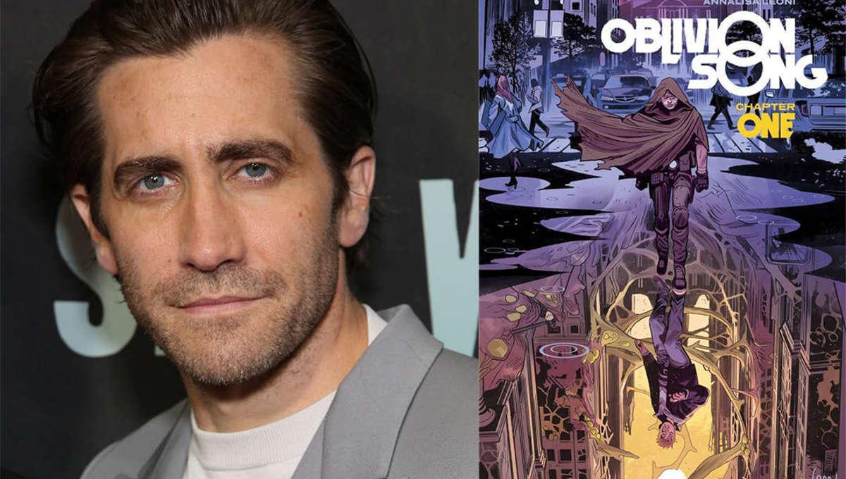 Gyllenhaal Oblivion Song