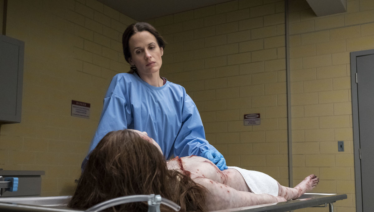 The Haunting of Hill House Elizabeth Reaser