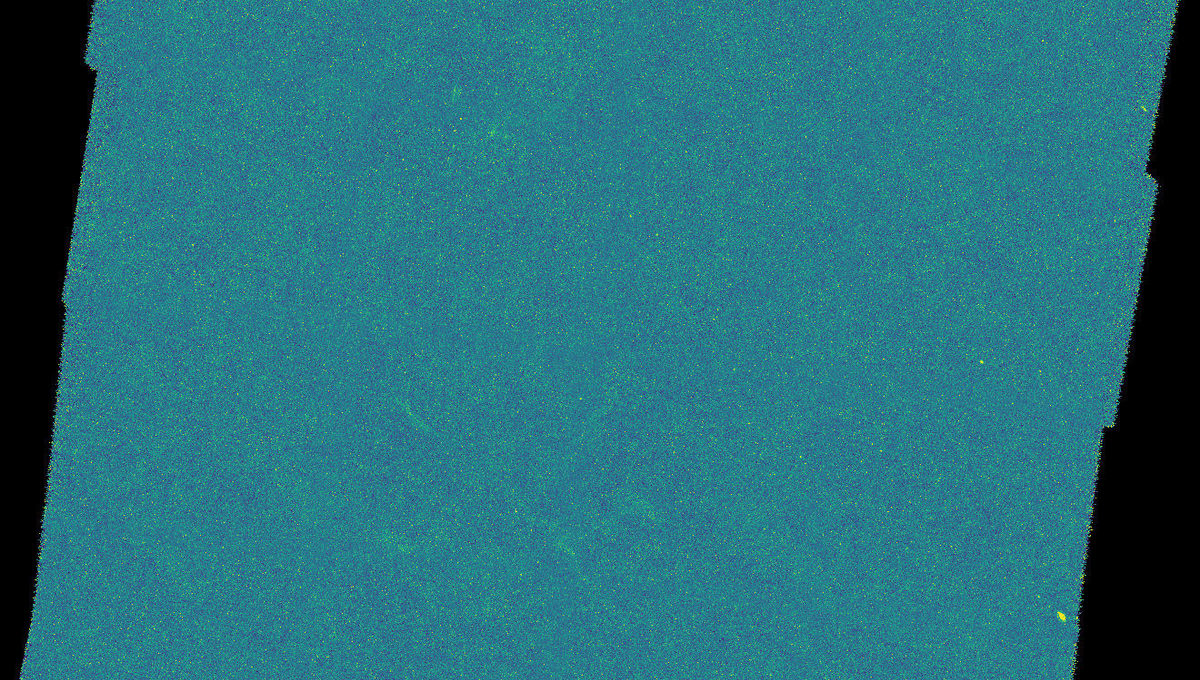 A map of the sky using the far-infrared observatory Herschel; every dot you see in this image is a distant galaxy. Credit: ESA/Herschel/SPIRE; M. W. L. Smith et al 2017