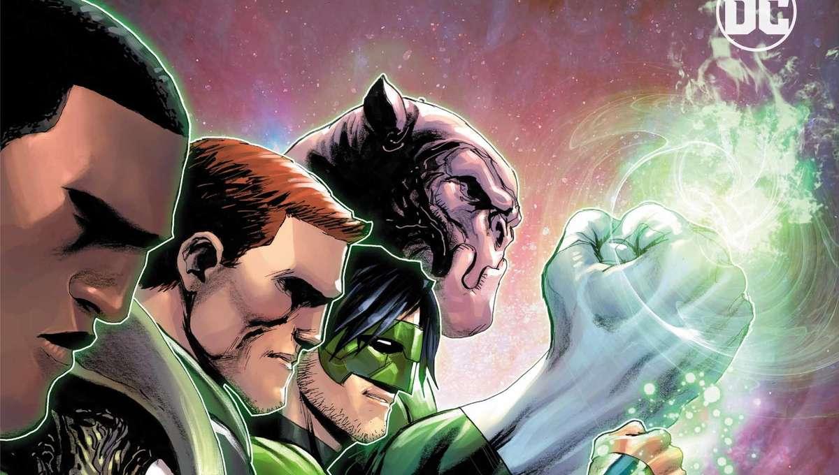 Hal Jordan and the Green Lantern Corps #50 Variant
