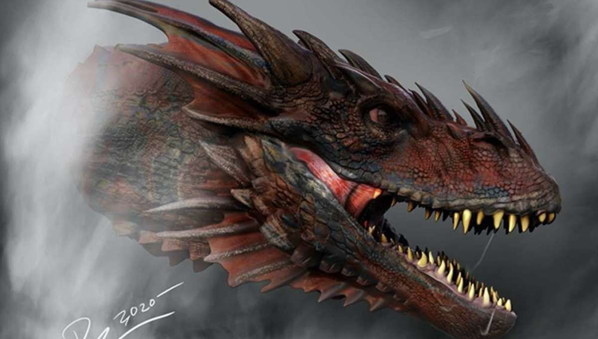 House of Dragons Concept Art