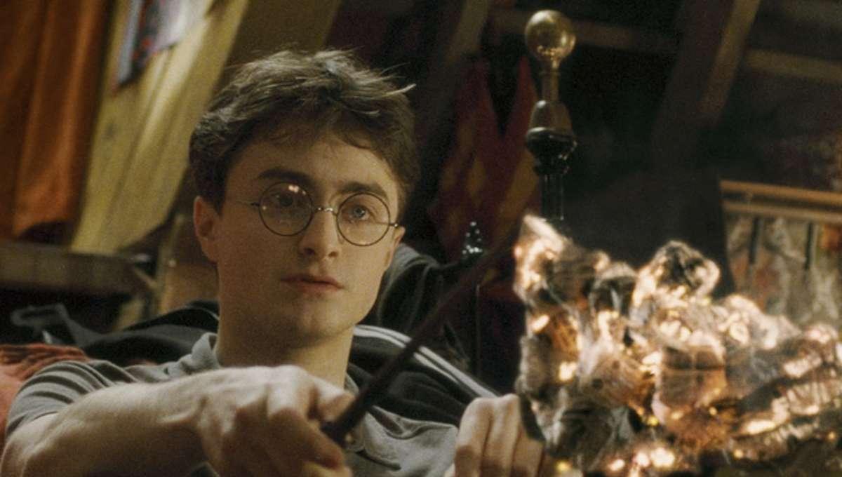 Harry Potter Header