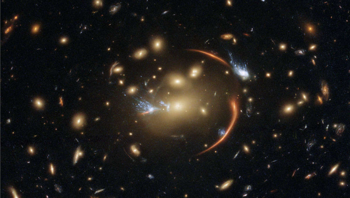 Glaxy Cluster