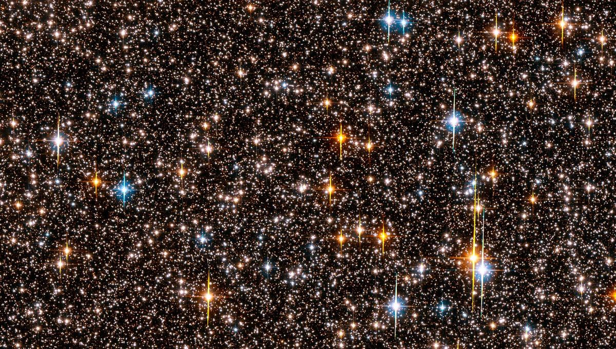 Hubble view of Sagittarius