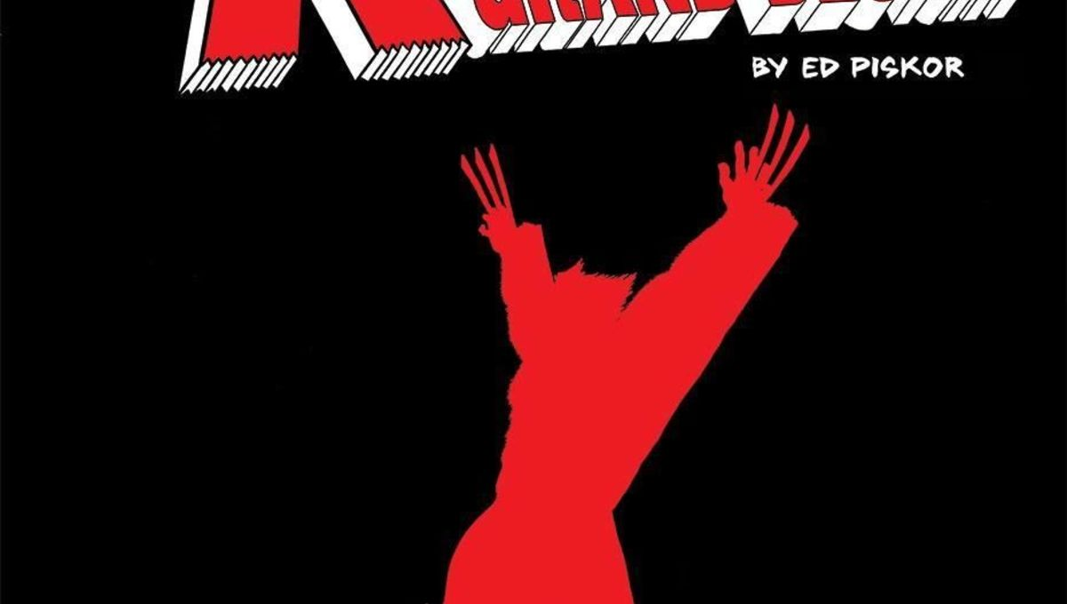 Ed Piskor X-Men Grand Design: X-Tinction cover