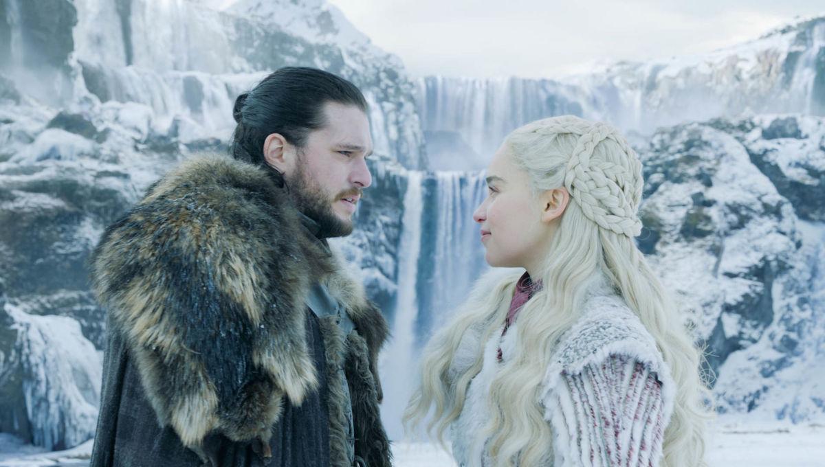 Game of Thrones (Jon and Daenerys)