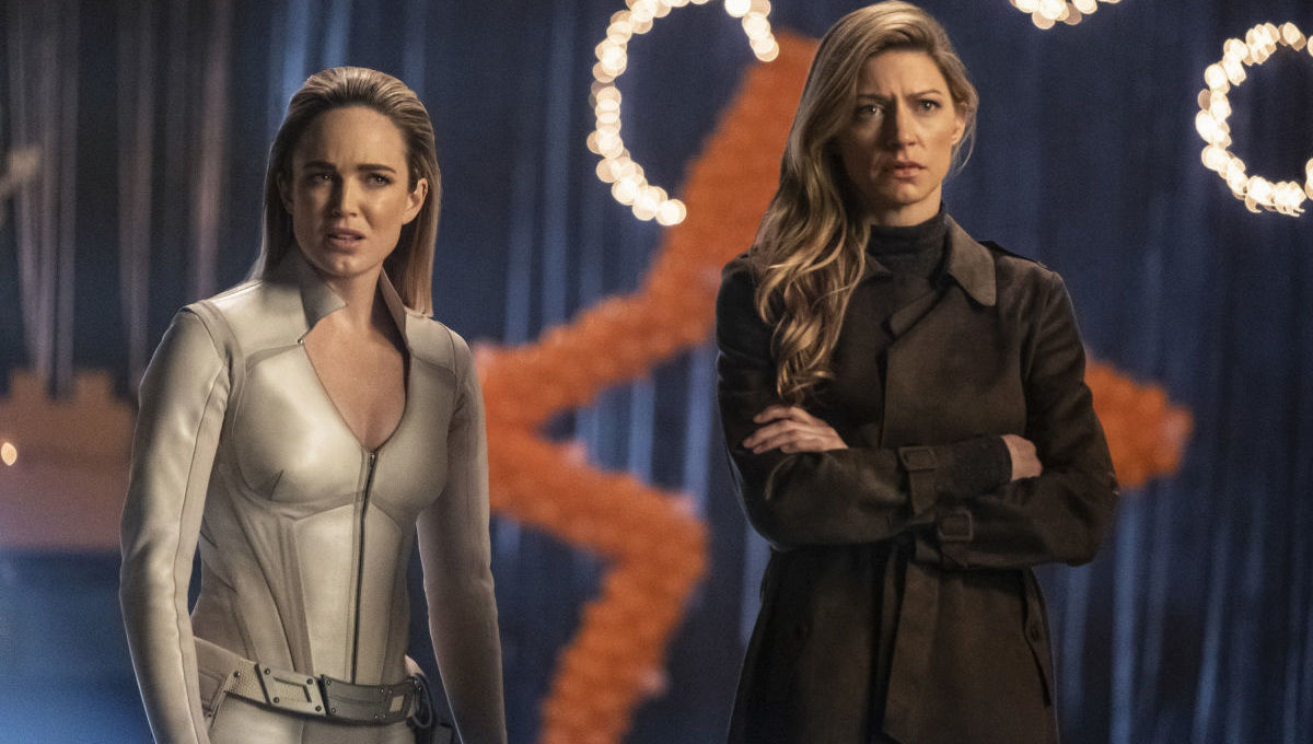 Legends of Tomorrow Finale