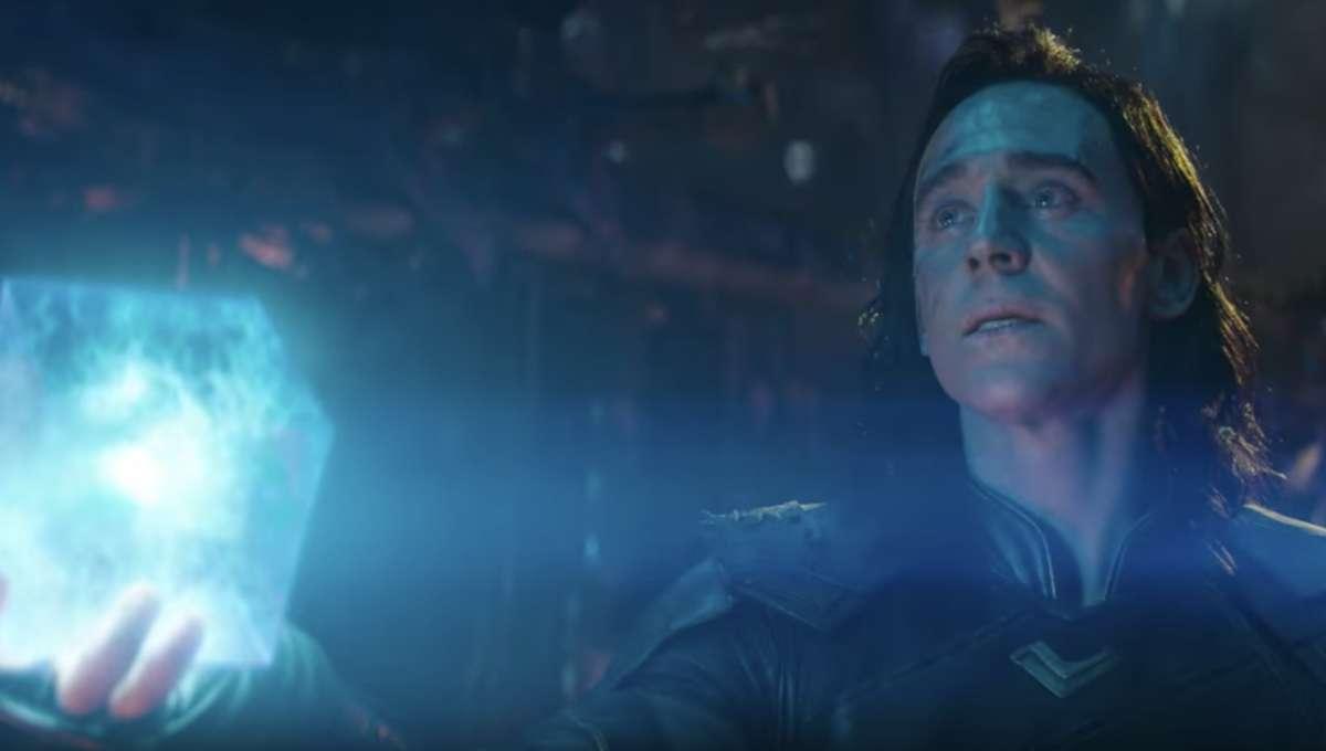 Loki Space Stone