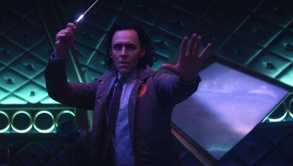 Loki 103 Knife Tom Hiddleston