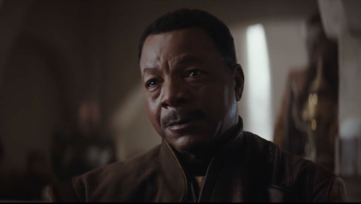 Carl Weathers as Greef Carga (The Mandalorian)