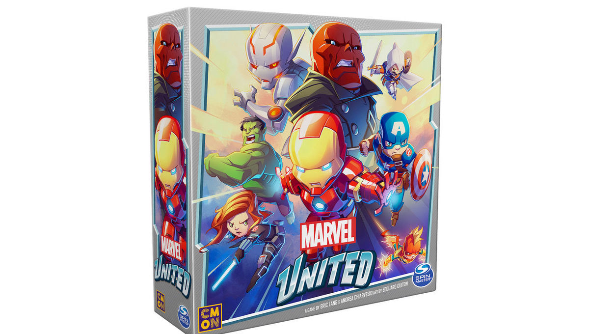 Marvel United box