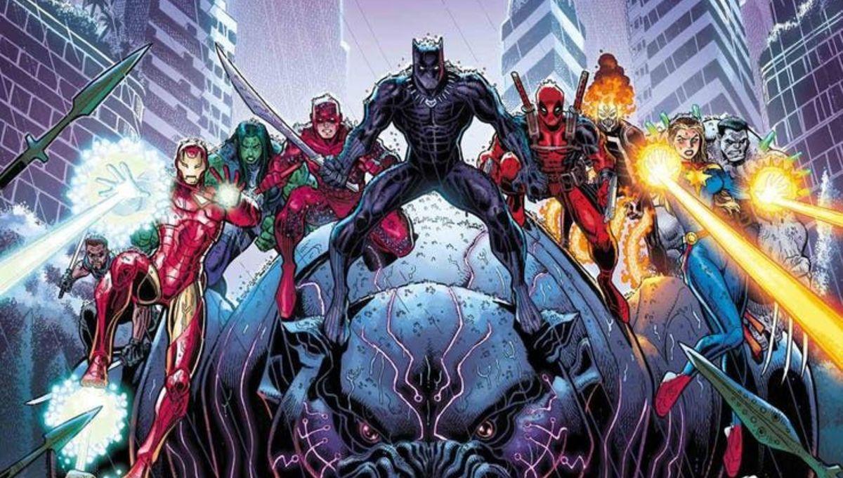Marvel June 2019 1