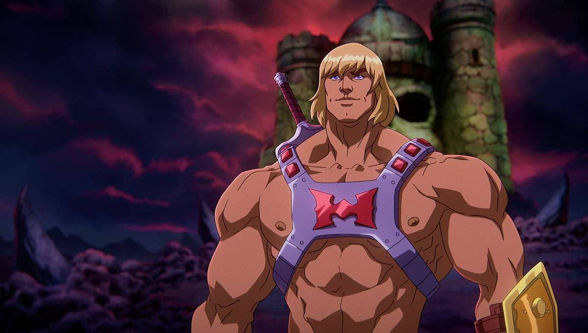 Masters of the Universe Revelation Part1 Episode1