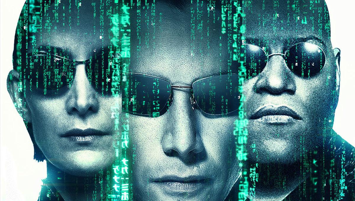 Matrix 20th anniversary poster