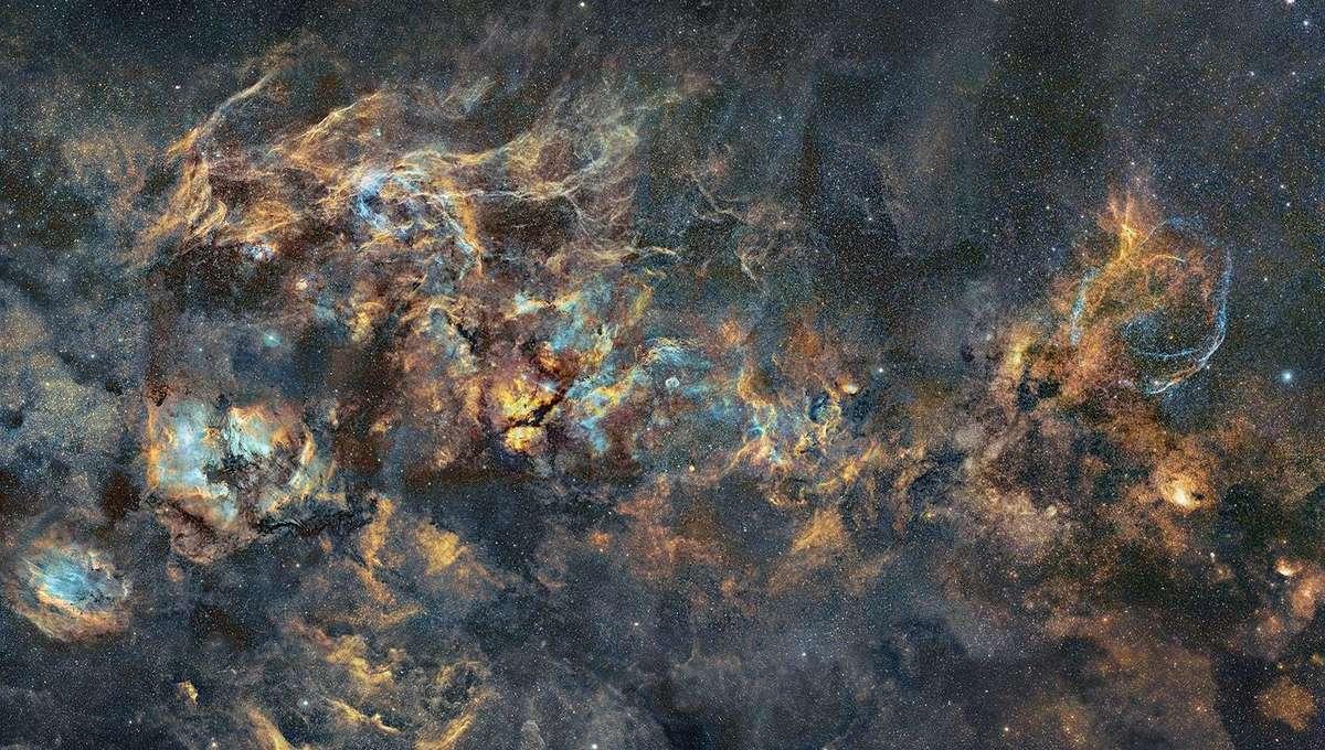 Philip Plait Bad Astronomy Metsavainio Cygnus
