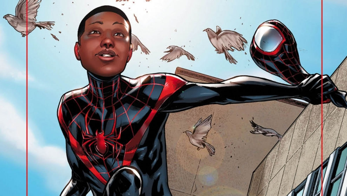 The seven most essential Miles Morales Spider-Man stories | SYFY WIRE