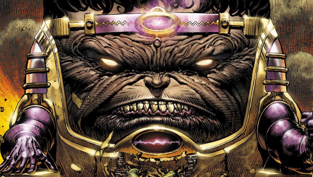 MODOK Marvel Comics