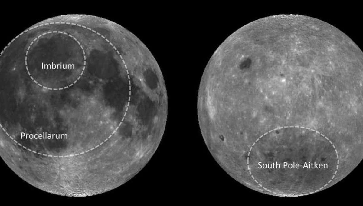 Moon'sOcean of Storms