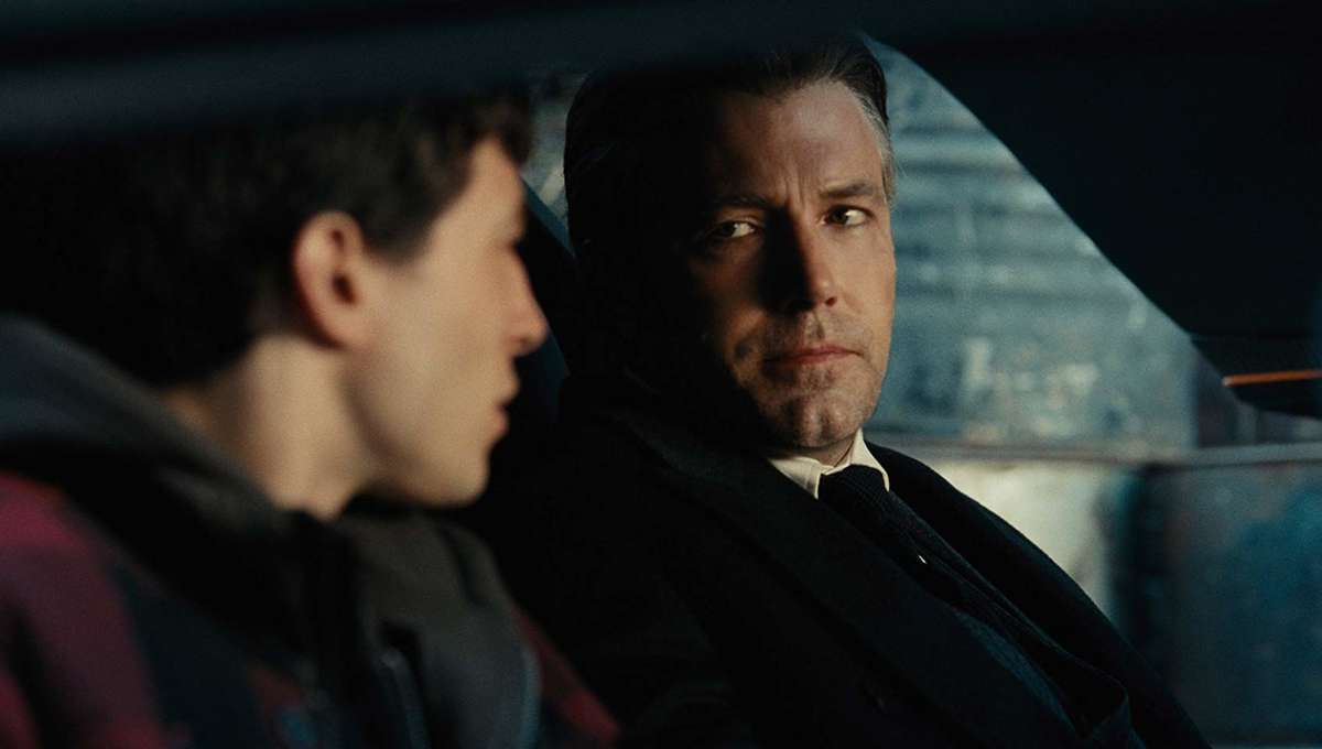 Ben Affleck Bruce Wayne Justice League