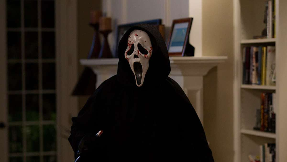 Scream 4 Ghostface