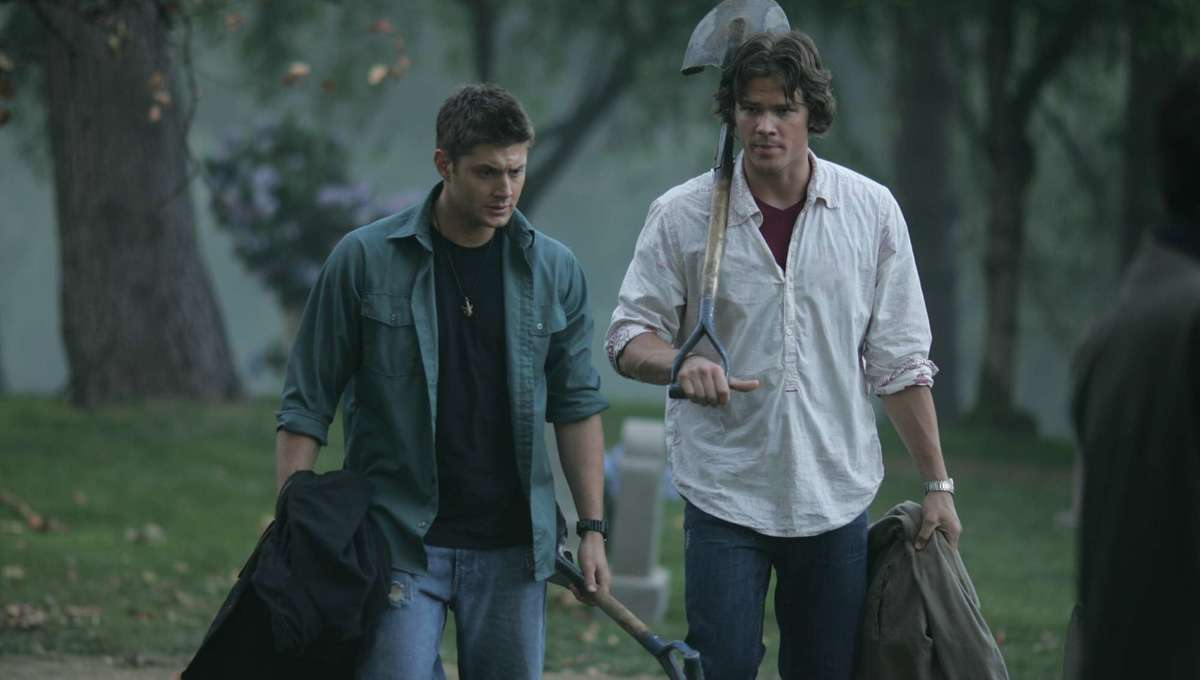 Supernatural Sam and Dean Winchester