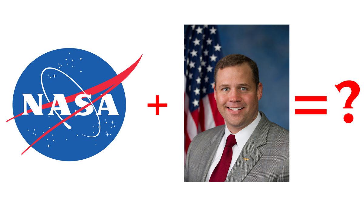 Jim Bridenstine and NASA