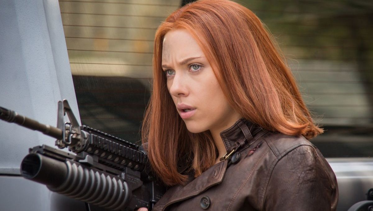 Captain America: The Winter Soldier, Black Widow