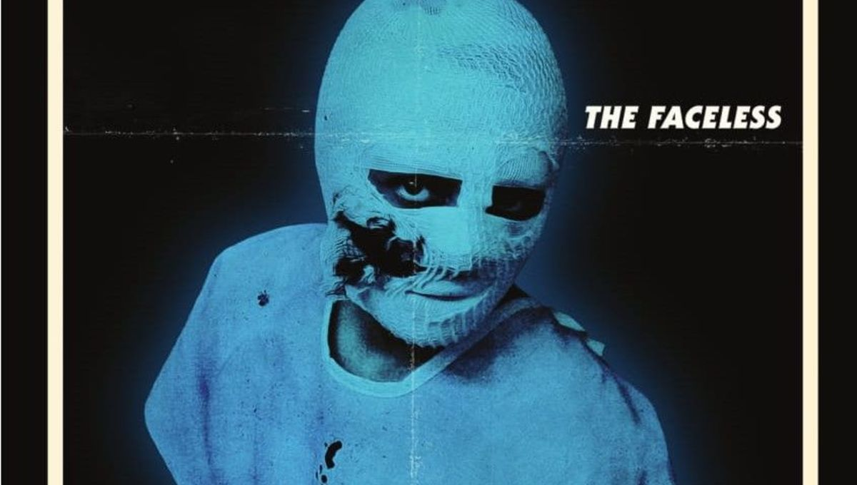 Nightmare Cinema poster - the faceless
