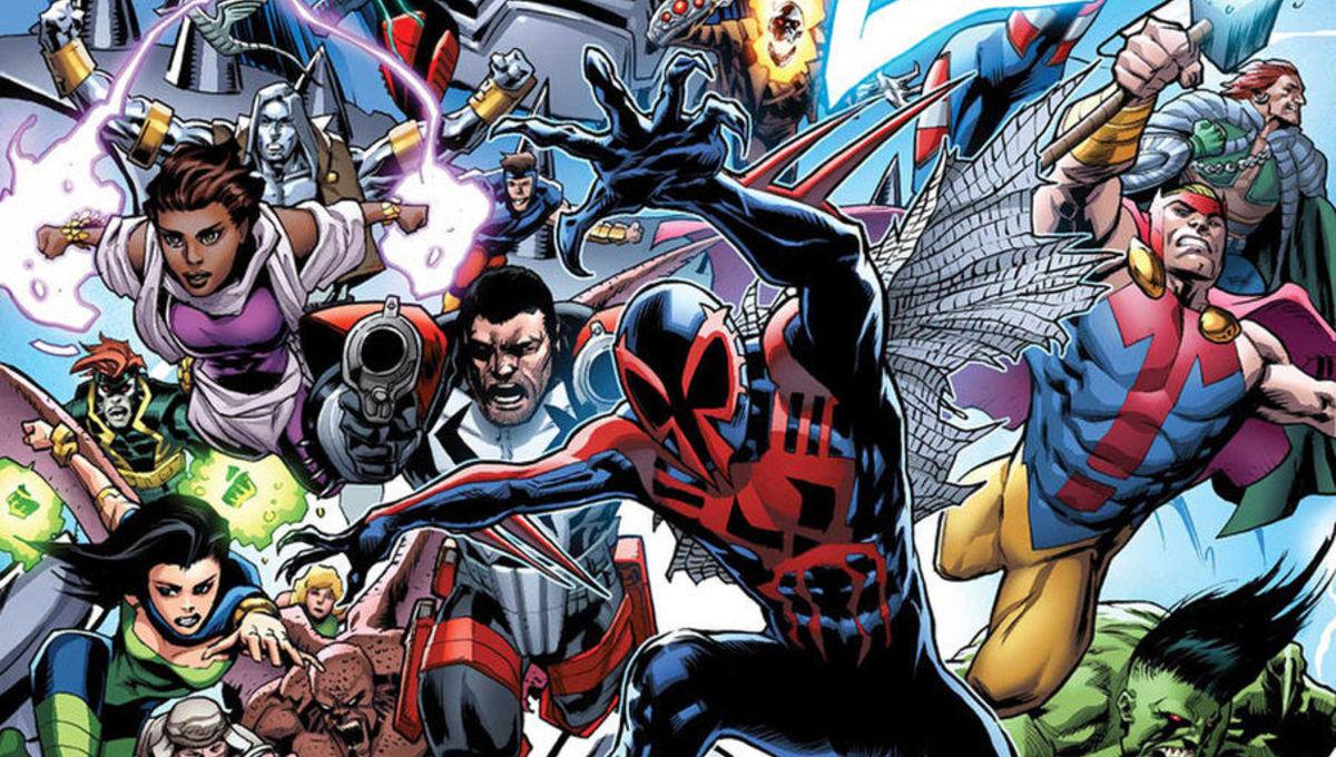 November comics 2099
