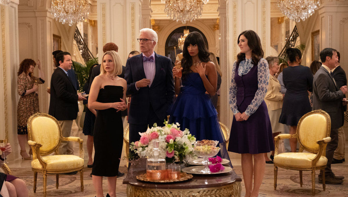 "The Good Place ""A Girl From Arizona"""