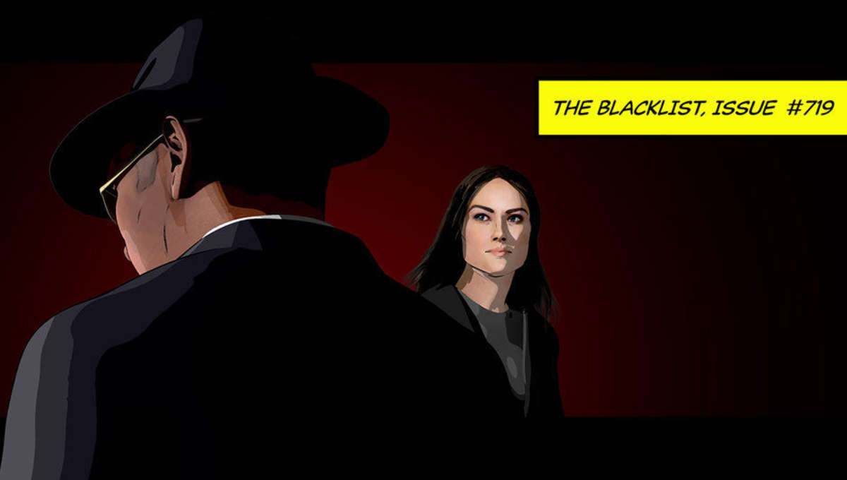 The Blacklist Season 7 finale