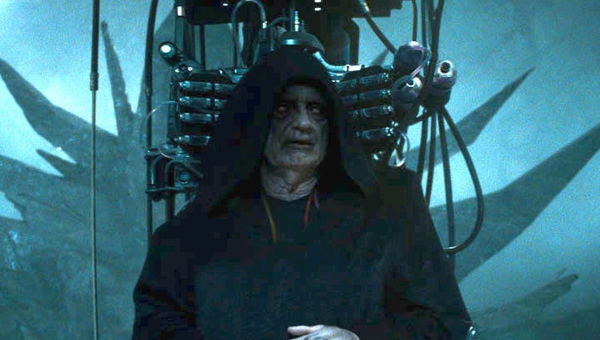Emperor Palpatine Rise of Skywalker