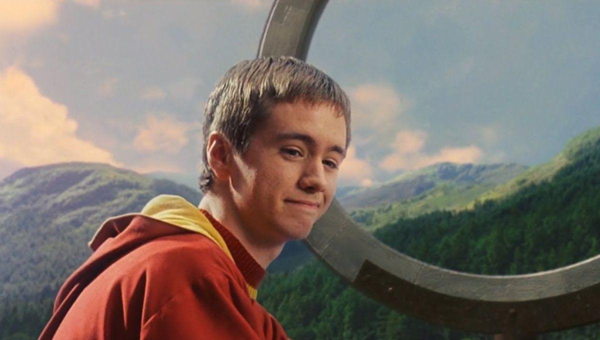 Oliver Wood Harry Potter