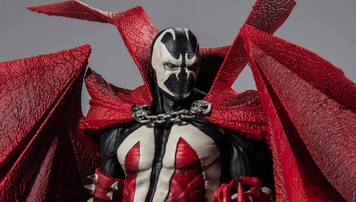 Original Spawn Comic and Toy Remastered (2020)