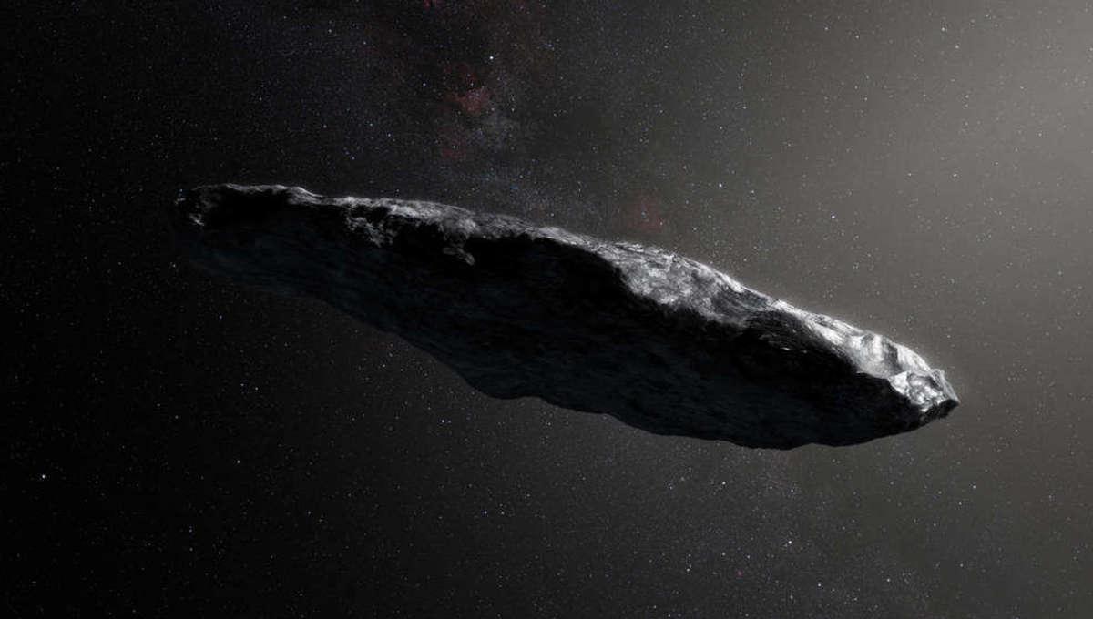 Oumuamua Interstellar Object