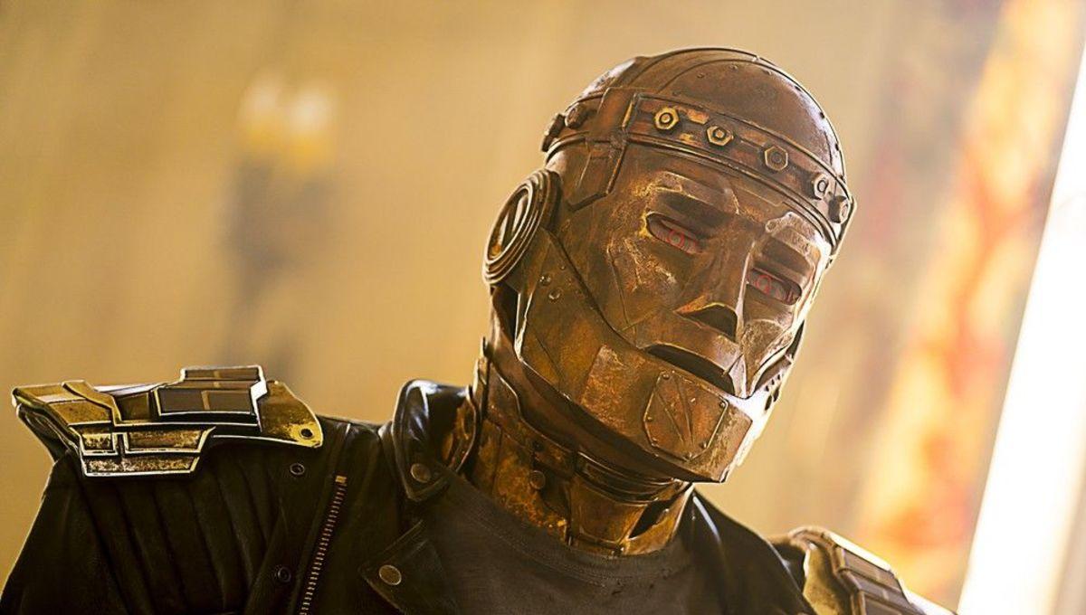 Robotman in Doom Patrol