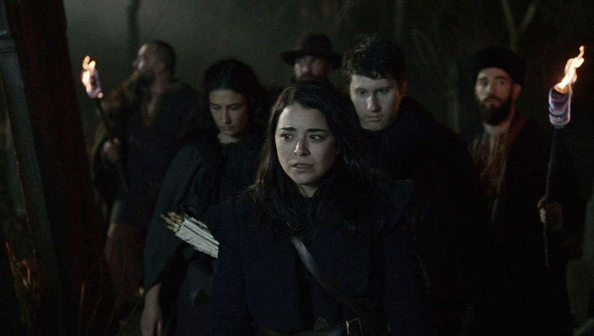 "Van Helsing Season 5, Episode 3: ""Lumina Intunecata"""