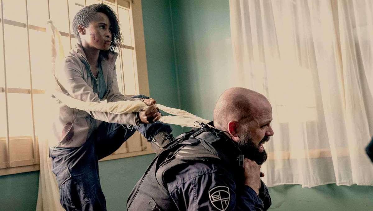 "Van Helsing Season 5, Episode 4: ""State of the Union"""