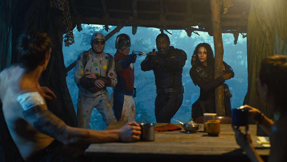 The Suicide Squad Still