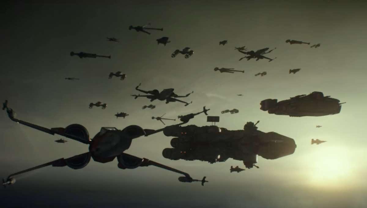 rise of skywalker resistance fighters