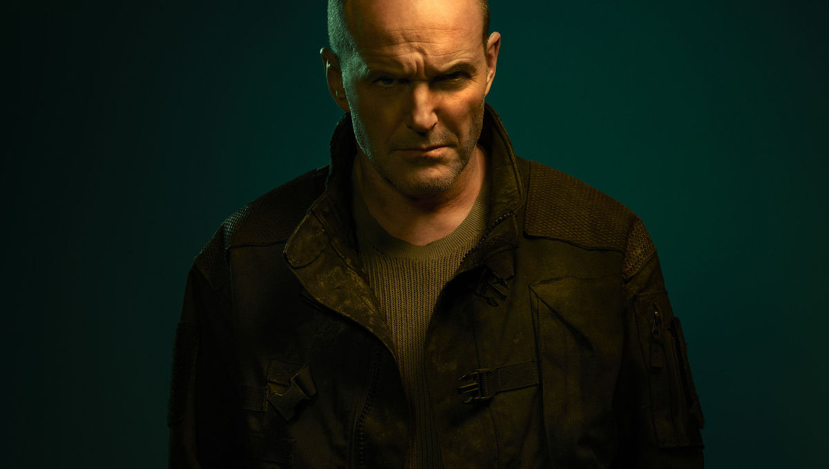 Sarge Coulson Agents of SHIELD