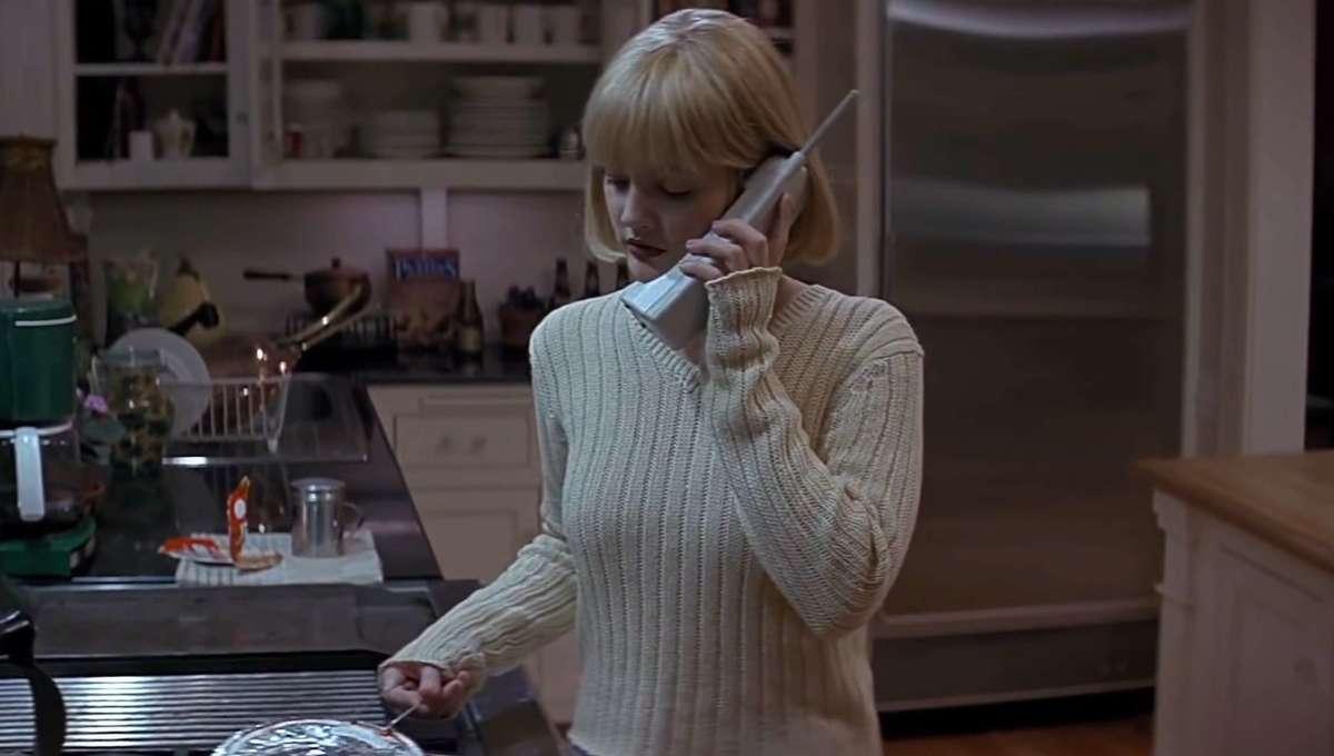 Scream Drew Barrymore