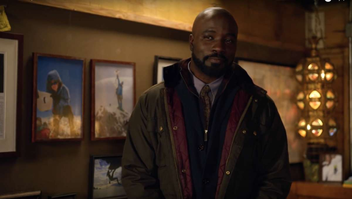 Photo of Mike Colter as David Acosta in CBS's Evil