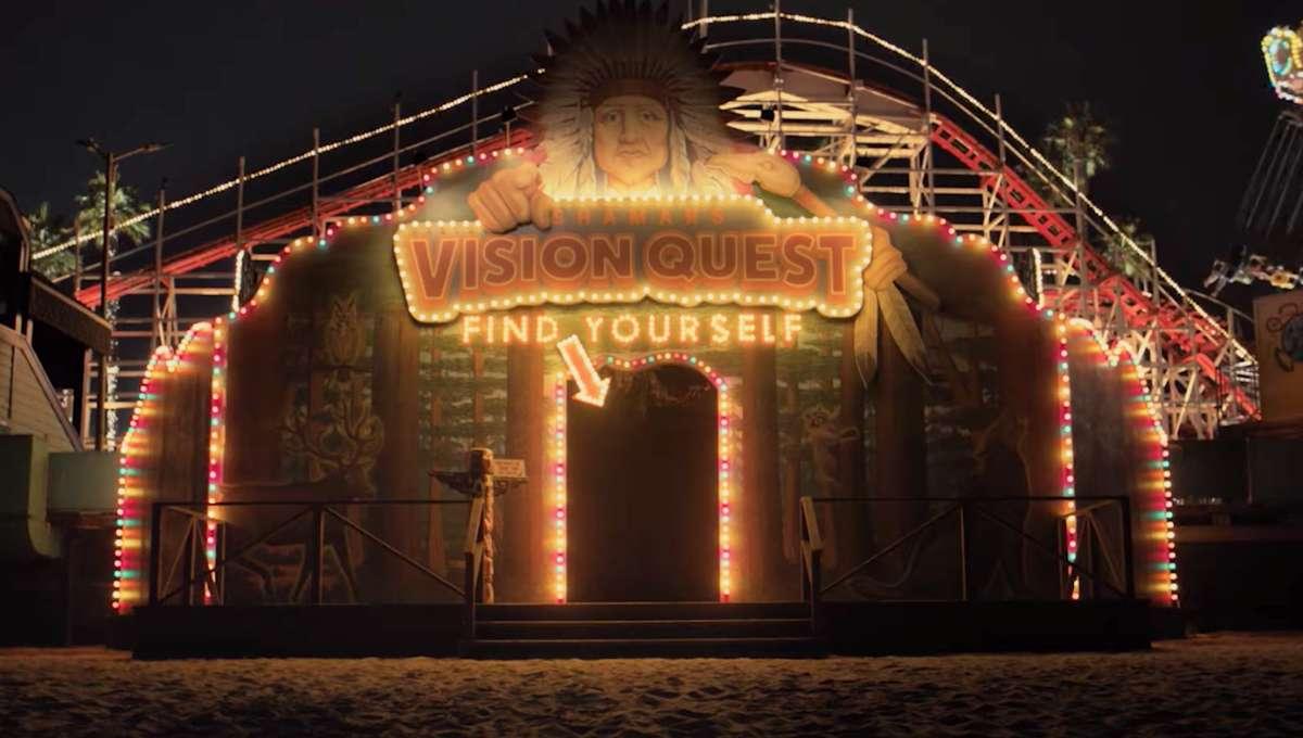 Jordan Peele Us Vision Quest