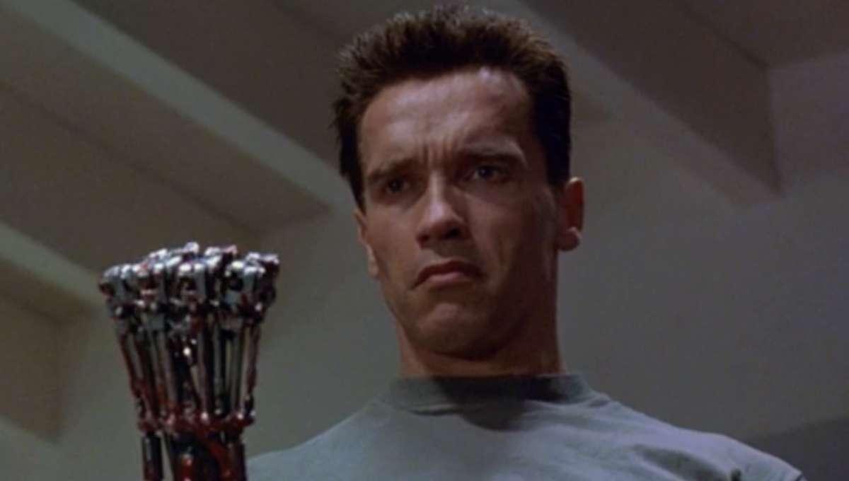Arnold Schwarzenegger Terminator 2: Judgment Day
