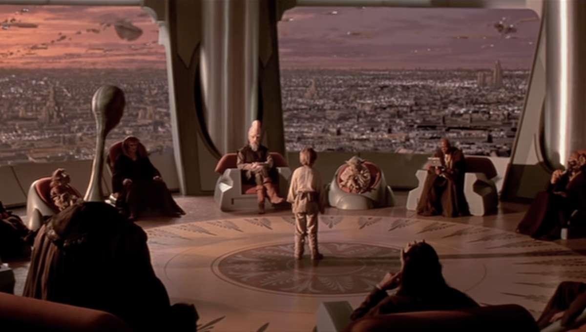 Star Wars Episode I: The Phantom Menace Screen Cap