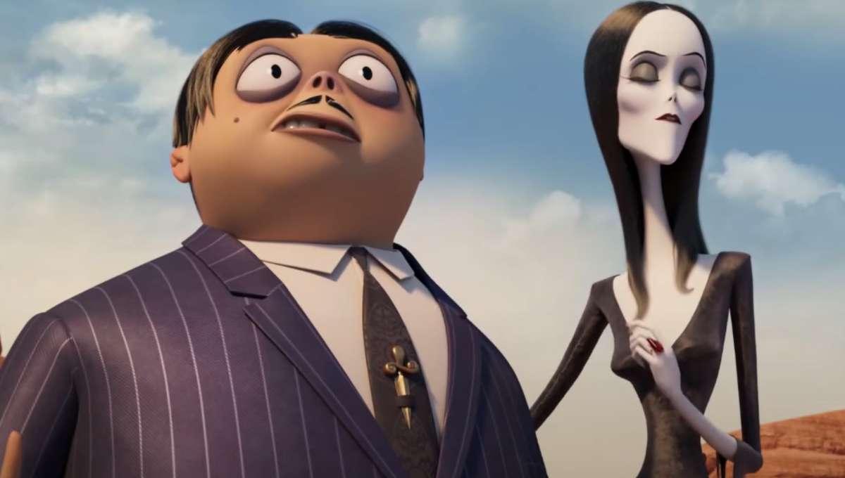 The Addams Family 2 Trailer Still