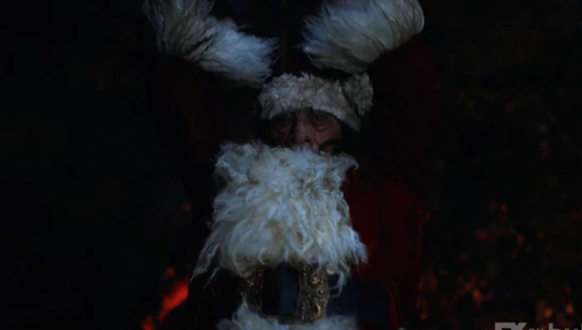 American Horror Stories Danny Trejo Santa