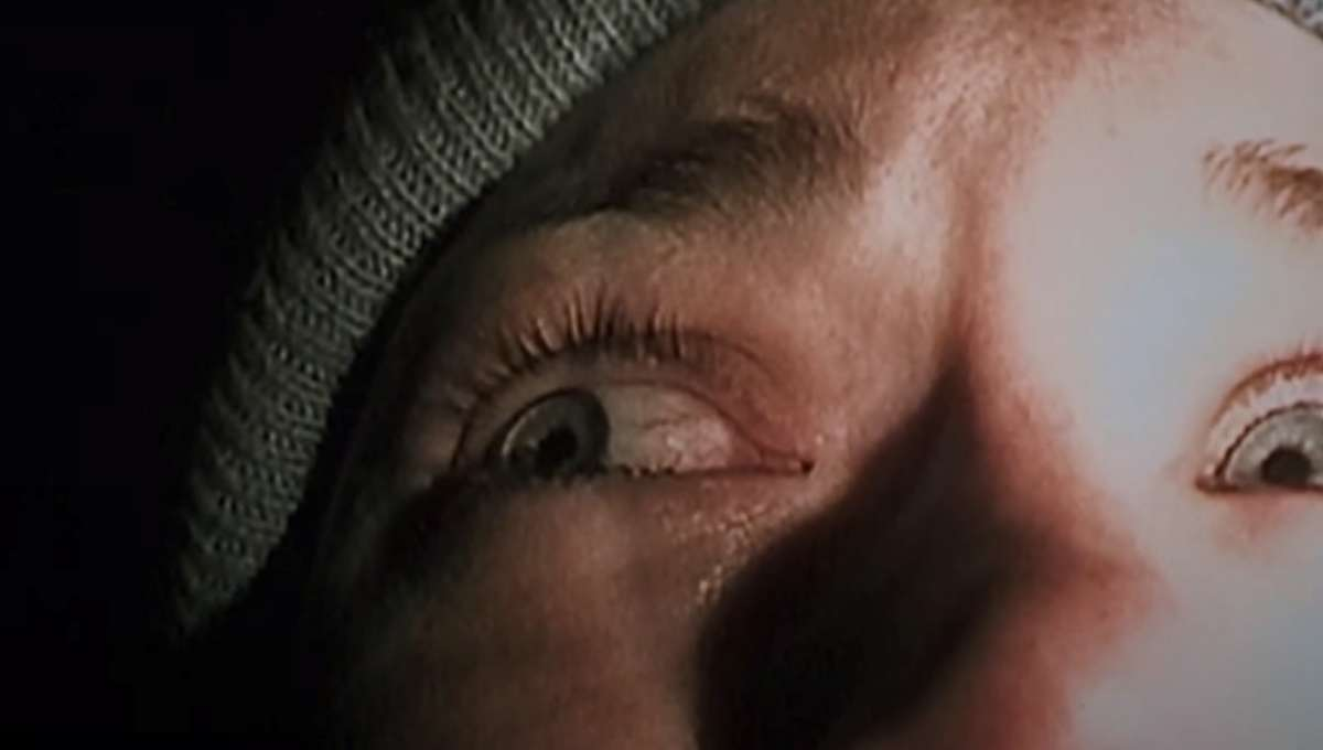 Blair Witch Project Trailer Still Hero