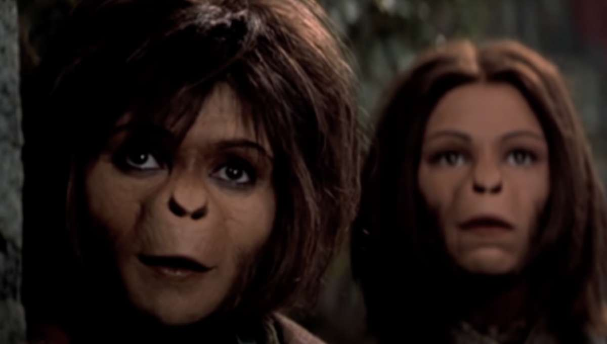 Planet of the Apes 2001 Trailer Still